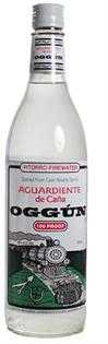Oggun Aguardiente de Cana Brandy 100@ 750ml
